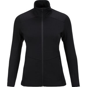 Peak Performance Helo M Sweatshirt Dam black black