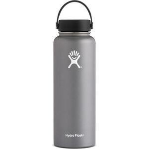 Hydro Flask Wide Mouth Flex Bottle 1180ml graphite graphite