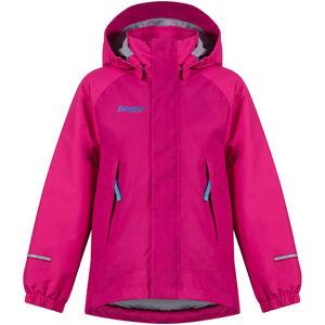 Bergans Storm Insulated Jacket Barn cerise/hot pink/light winter sky cerise/hot pink/light winter sky