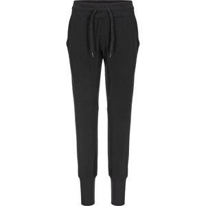 super.natural Essential Cuffed Pants Dam jet black jet black