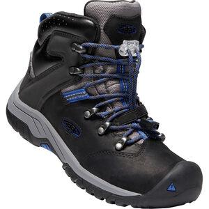 Keen Torino II WP Mid Shoes Barn black/baleine blue black/baleine blue