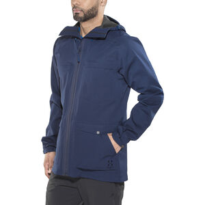 Haglöfs Eco Proof Jacket Herr tarn blue tarn blue