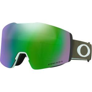 Oakley Fall Line XM Snow Goggles Dam green/prizm jade iridium green/prizm jade iridium