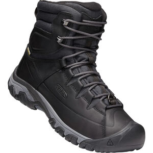 Keen Targhee Lace Hi Boots Herr black/raven black/raven