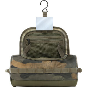 The North Face Base Camp Travel Canister L Waxed Camo Print/Burnt Olive Green Waxed Camo Print/Burnt Olive Green