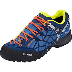 SALEWA Wildfire Pro Shoes Herr royal blue/holland royal blue/holland