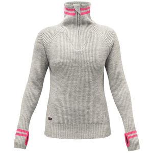 Devold Varde Zip Neck Sweater Dam griffin griffin