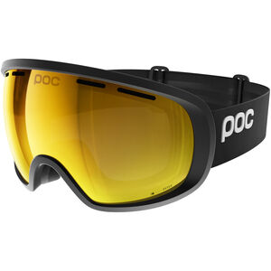 POC Fovea Clarity Goggles uranium black/spektris orange uranium black/spektris orange