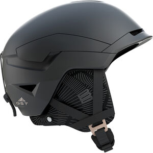 Salomon Quest Helmet Dam black/pink gold black/pink gold