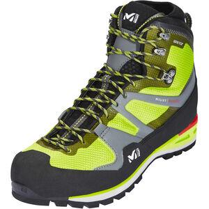 Millet Elevation GTX High Shoes Herr acid green acid green