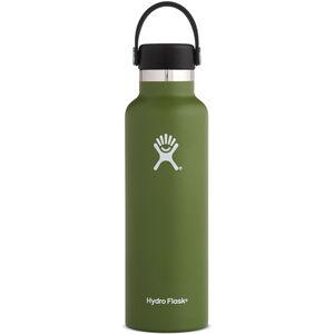 Hydro Flask Standard Mouth Flex 24 Bottle 709ml Olive Olive
