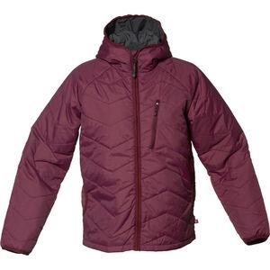 Isbjörn Frost Light Weight Jacket Ungdomar bordeaux bordeaux