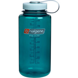 Nalgene Wide Mouth Bottles 1l trout green