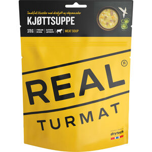 Real Turmat Meat Soup 350g