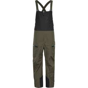 Sweet Protection Crusader X Gore-Tex Bib Pants Herr Pine Green Pine Green
