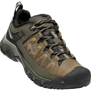 Keen Targhee III WP Shoes Herr Bungee Cord/Black Bungee Cord/Black