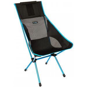 Helinox Sunset Chair black/blue black/blue