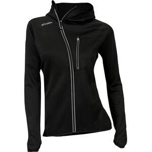 Aclima WoolShell Jacket with Hood Dam black black