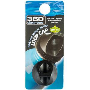 360° degrees Loop Cap black black