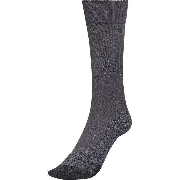 Falke TK2 Cool Trekking Socks Herr asphalt melange