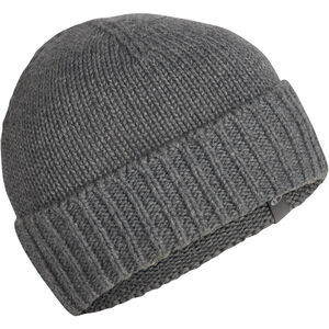 Icebreaker Vela Cuff Beanie Gritstone Heather Gritstone Heather