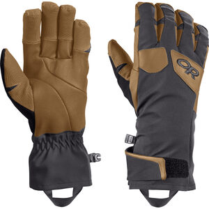 Outdoor Research Extravert Gloves Herr Charcoal/Natura Charcoal/Natura