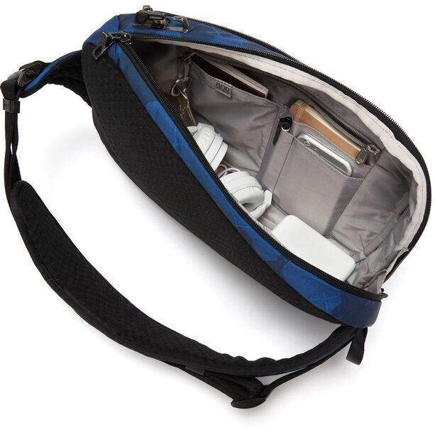 Pacsafe Vibe 325 Sling Pack blue camo