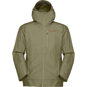 Norrøna Svalbard Lightweight Jacket Herr olive night olive night