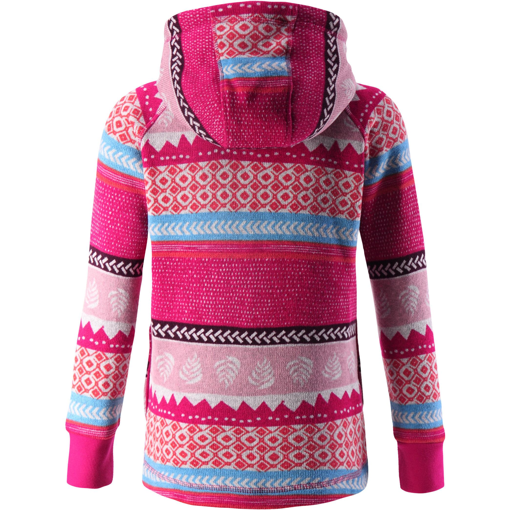 Reima Northern Fleece Sweater Barn