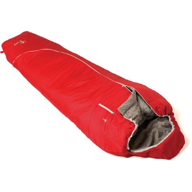 Grüezi-Bag Biopod Wool Zero Sleeping Bag tango red