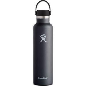Hydro Flask Standard Mouth Flex 24 Bottle 709ml black black