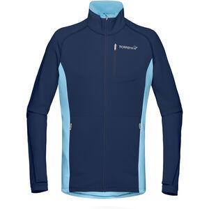 Norrøna Bitihorn Warm1 Stretch Jacket Dam trick blue trick blue