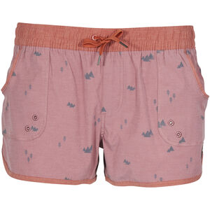 United By Blue Peaks & Pines Boardshorts Dam dusty rose dusty rose