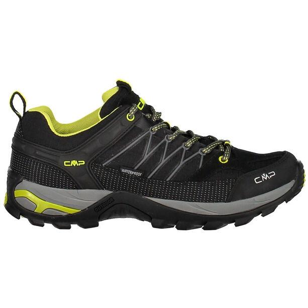 CMP Campagnolo Rigel Low WP Trekking Shoes Herr nero