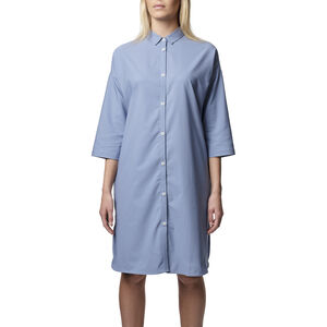 Houdini Route Shirt Dress Dam up in the blue up in the blue