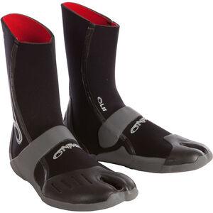 Typhoon Zephyr Split Toe Shoes black black