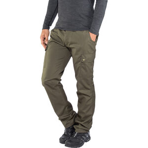 Pinewood Finnveden Tighter Pants Herr dark olive