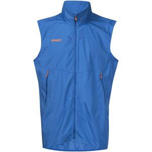 Bergans Slingsby Ultra Vest Herr athens blue/pumpkin athens blue/pumpkin
