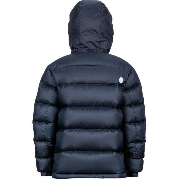 Marmot Guides Down Hoody Jacket Pojkar black