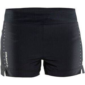 "Craft Essential 5"" Shorts Dam black black"