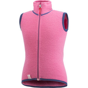 Woolpower 400 Vest Barn sea star rose sea star rose