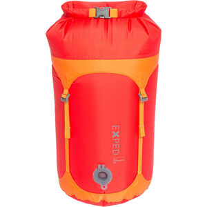 Exped Waterproof Telecompression Bag S red red