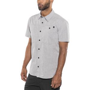 Black Diamond Chambray Modernist SS Shirt Herr slate slate