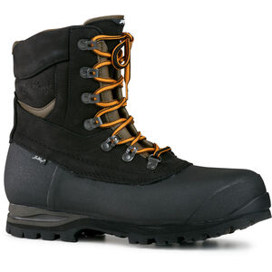 Lundhags Jaure II Mid Boots Herr black/tea green black/tea green