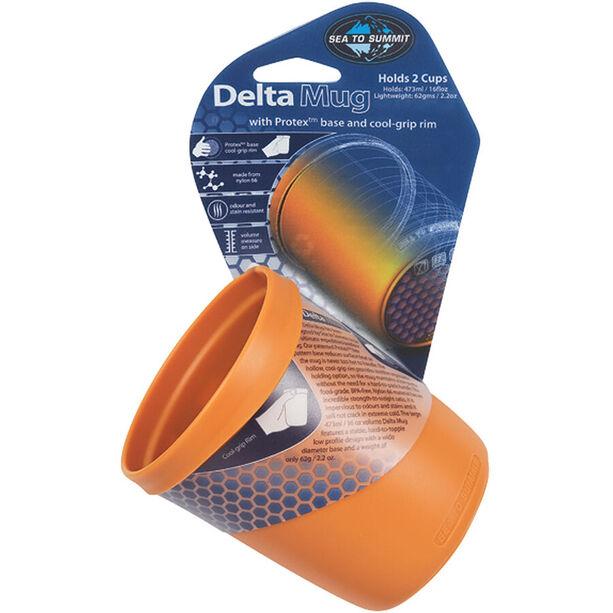 Sea to Summit Delta Mug orange