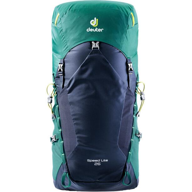 Deuter Speed Lite 26 Backpack navy-alpinegreen