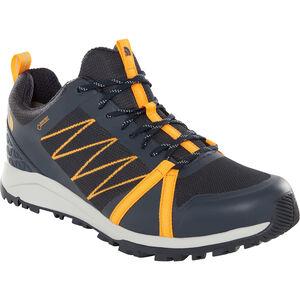 The North Face Litewave Fastpack II GTX Shoes Herr urban navy/zinnia orange urban navy/zinnia orange