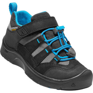 Keen Hikeport WP Shoes Barn black/blue jewel black/blue jewel