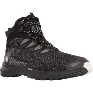 The North Face Ultra Fastpack III Mid GTX Woven Shoes Herr tnf black/tnf white tnf black/tnf white
