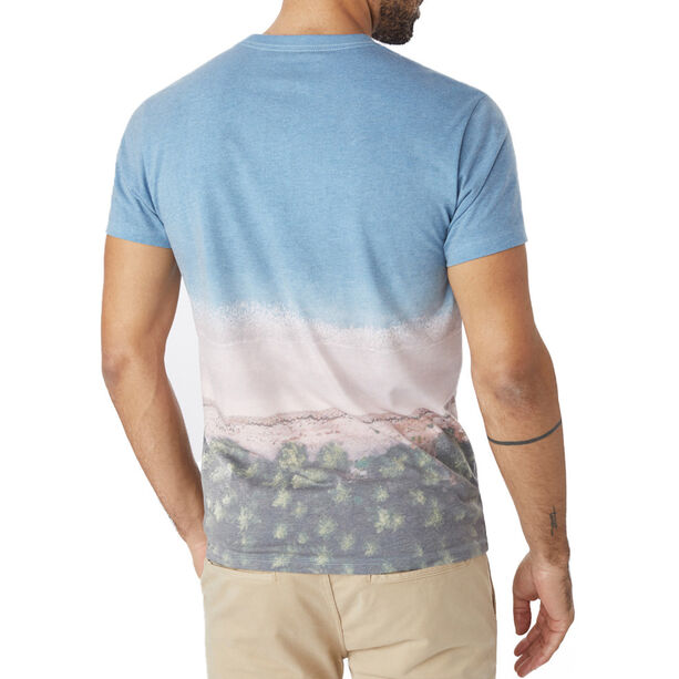 tentree View T-shirt Herr beach flyby sub